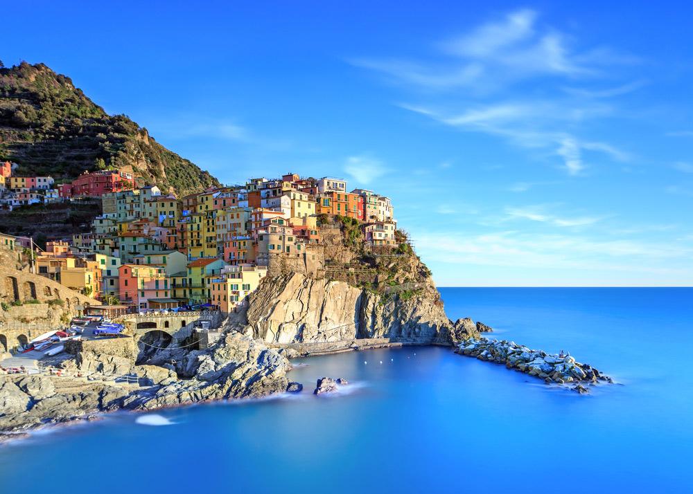 Pisa to Cinque terre - corniglia
