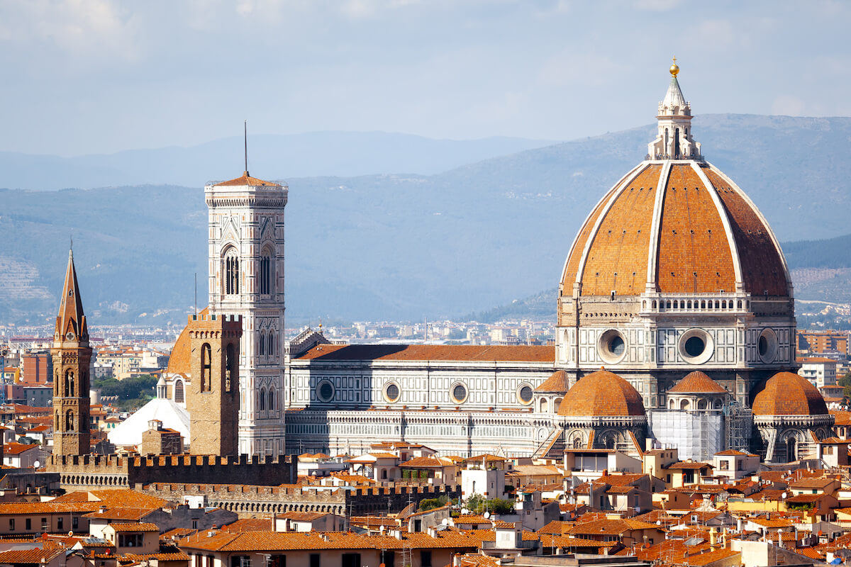 Florence and uffizi or academy david private tour for Domon florence