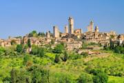 Medieval Tower San Gimignano