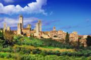 San Gimignano and Siena Excursions
