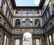 Uffizi Gallery Florence