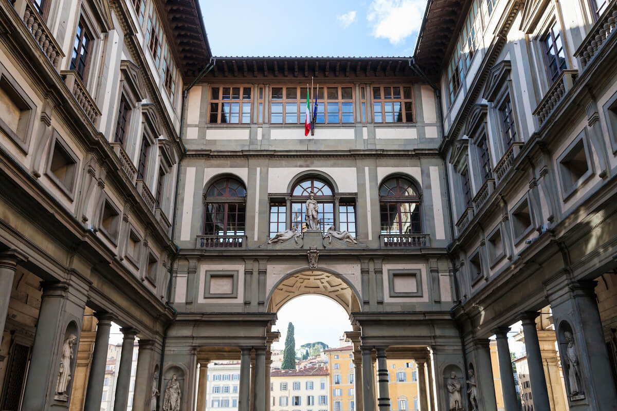 florence and uffizi or academy  david  exclusive private tour