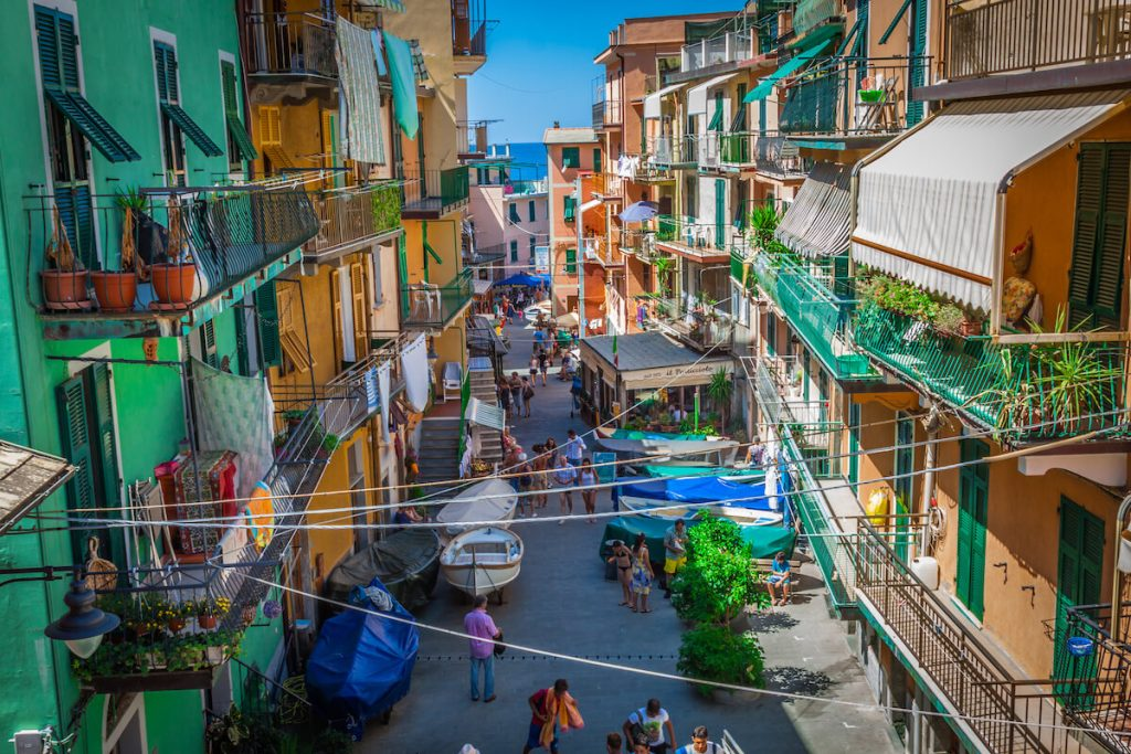 Exploring Ligurian Coast, Cinque Terre and the Alpi Apuane