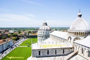 Apertura straordinaria del camminamento sulle mura di Pisa e visite guidate. Pisa tour