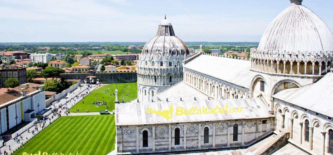 Apertura straordinaria Camminamento Mura di Pisa