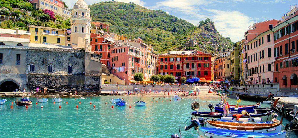 Cinque Terre Vernazza, Italy, One Day Private Shore Excursion