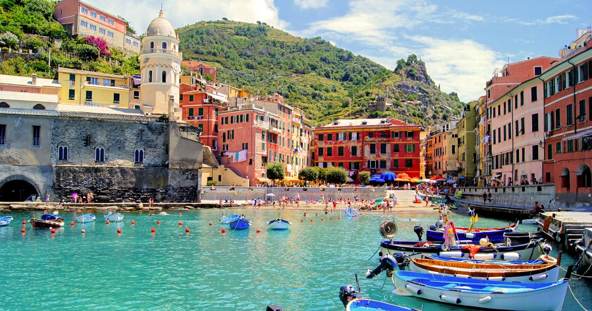 8 May 2019 Shared Cinque Terre S Excursion From La Spezia Port