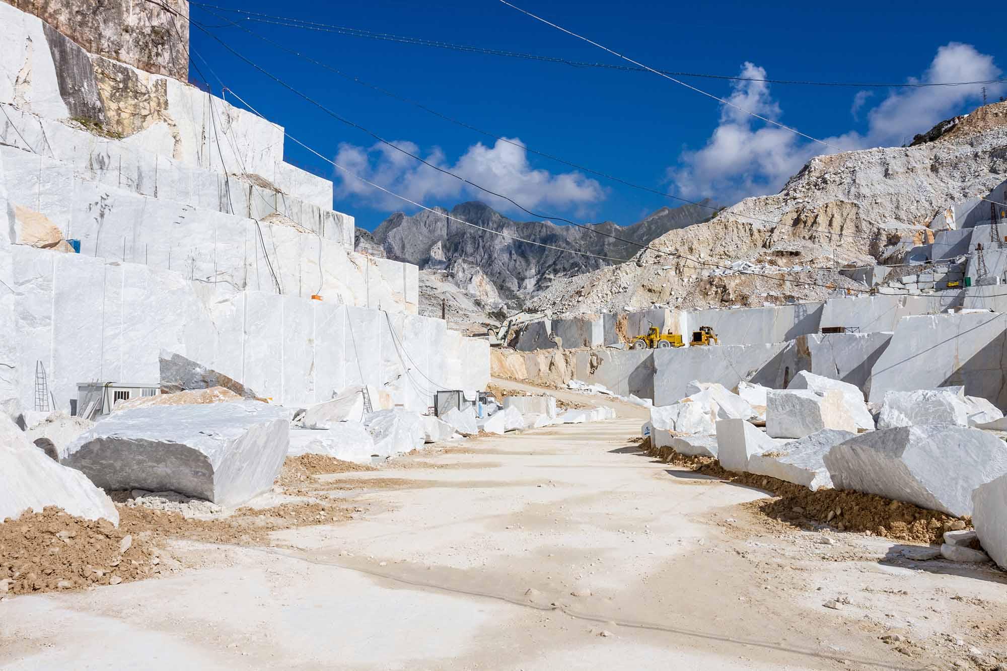 Carrara Marble Tour in Tuscany