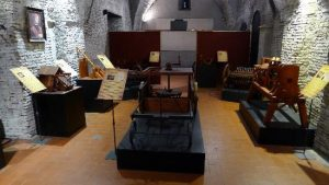 Da Vinci Birthplace and Museum in Tuscany