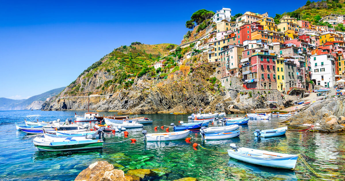 Exclusive Private Cinque Terre Day