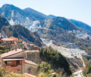 Marble Quarries Tour Carrara Colonnata