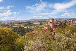 San Miniato Hills