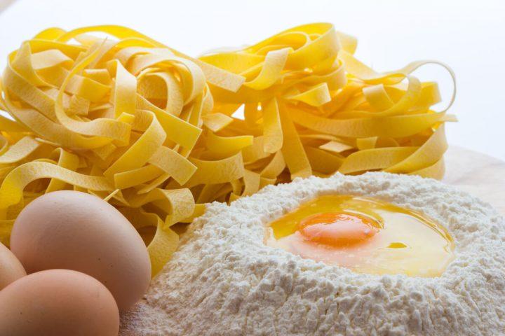 Tagliatelle Cooking Tuscany