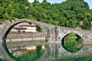 The Devil's Bridge Garfagnana