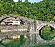 The Devil's Bridge Garfagnana