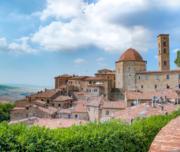 Volterra Medieval Village