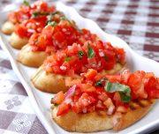 Italian Bruschette | Cooking Class