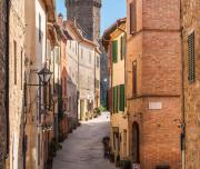 Montalcino Historical Centre