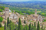 Montalcino Town Tour in Tuscany