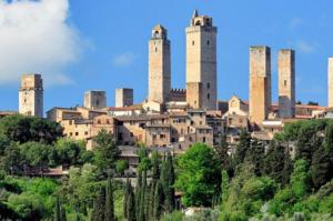 Siena-San Gimignano-Chianti tour from Lucca