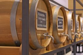 Super Tusca Wine Tour in Bolgheri