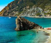 Cinque Terre beaches Monterosso