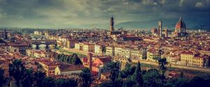 Florence Panoramic View: Tours in Tuscany