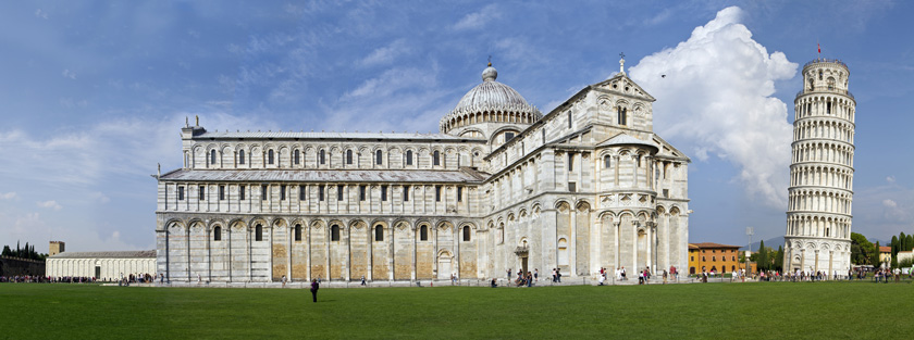 Pisa Guided One Day Tour