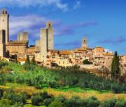 Tuscan Day Tour in San Gimignano and Siena