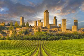Tuscany tour - Siena and San Gimignano
