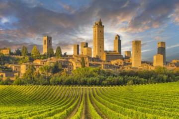 Tuscany tour - Siena and San Gimignano