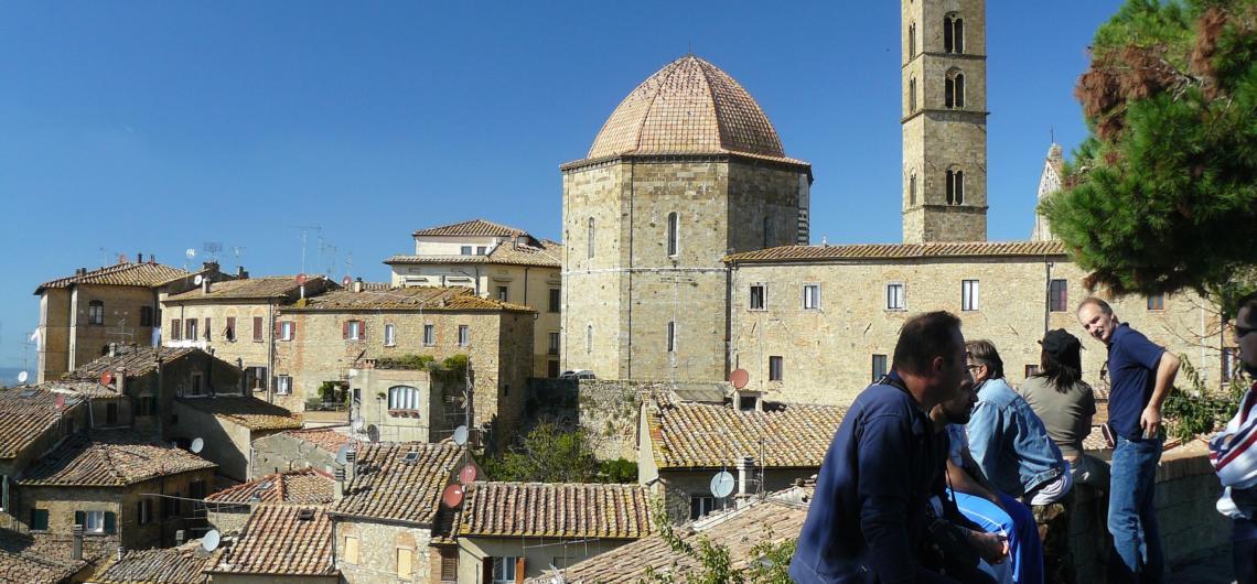 Volterra Pisa Tuscany