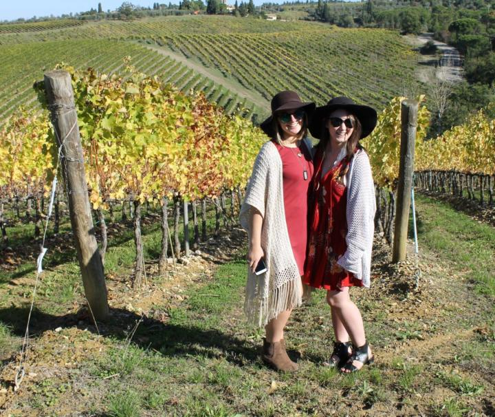 visit and taste wine in chianti tour