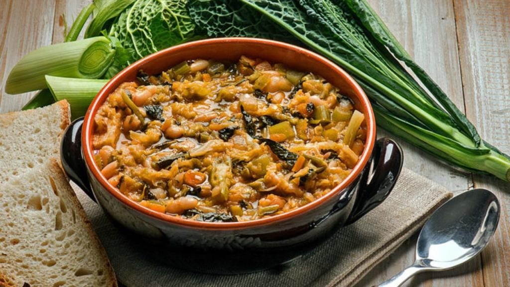 Ribollita - Typical Tuscan Dishes