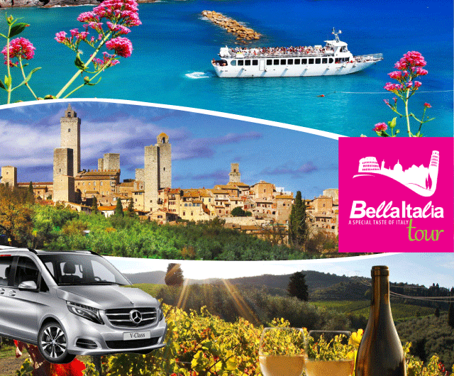 Bellaitaliatour Tour in Tuscany