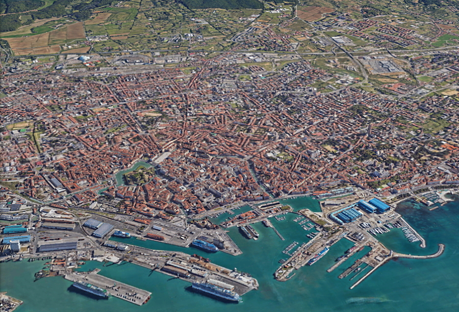 Livorno shore excursion to Florence Pisa