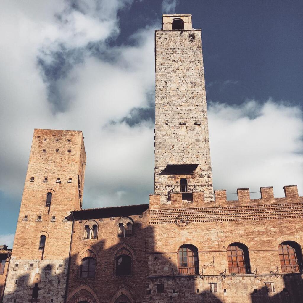San Gimignano Torre Grossa