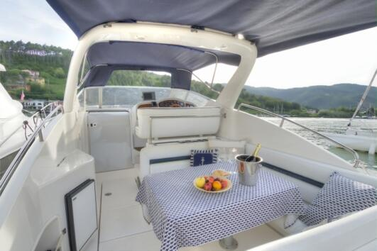 Sunset boat tour from la spezia
