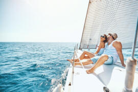 3 days sailboat tour cinque terre