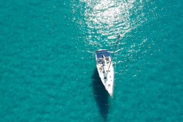 tour in barca vela