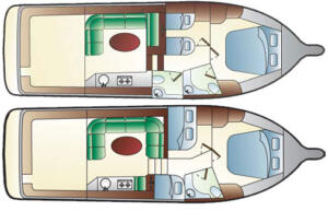 barca motore elba plan