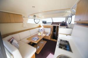 motor boat tour elba